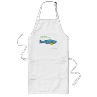 Fisch-Schürze Lange Schürze