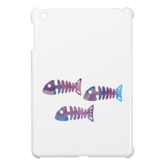 Fisch-Skelett iPad Mini Hülle