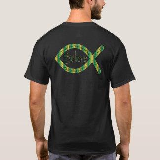 Fisch-Stöcke T-Shirt