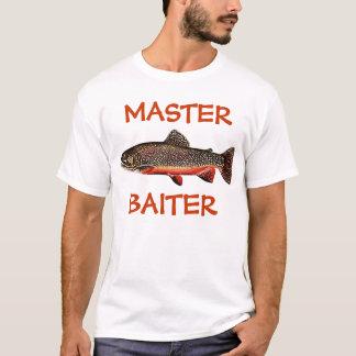 Fischartiges lustiges T-Shirt