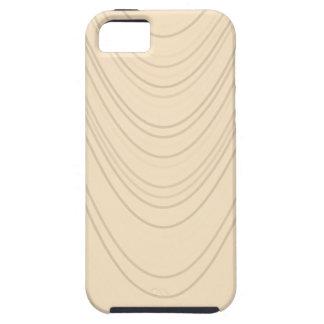 Fischcremesuppen-Sinus-Wellen iPhone 5 Hüllen