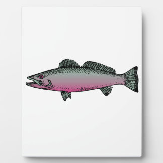 Fische 2 fotoplatte