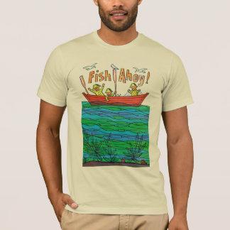Fische ahoi! T-Shirt