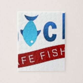 Fische Docktor Gang u. Kleid Puzzle