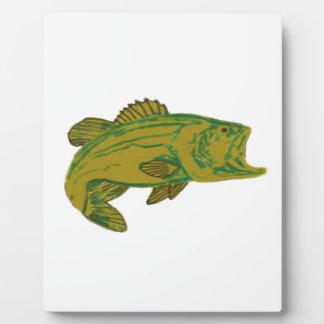 Fische Fotoplatte
