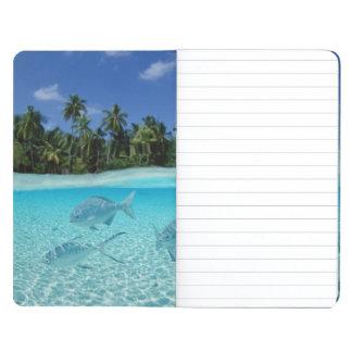 Fische im Meer Taschennotizbuch