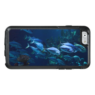 Fische im Telefonentwurf OtterBox iPhone 6/6s Hülle