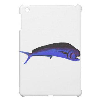 Fische Mahimahi Blau die MUSEUM Zazzle Geschenke iPad Mini Hüllen