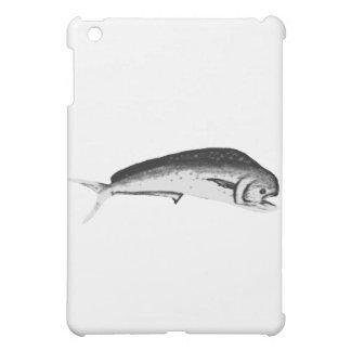 Fische Mahimahi Weiß die MUSEUM Zazzle Geschenke Hülle Für iPad Mini