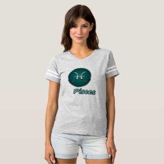 Fische - Tierkreis-Zeichen - T - Shirt