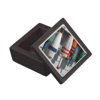 Fischen Bouy Prämien-Geschenkboxen Schachtel
