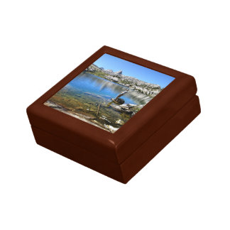 Fischen-Dollar See - John Muir-Spur Geschenkbox