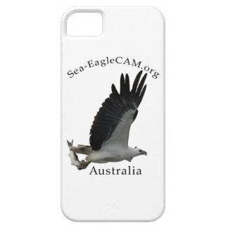 Fischen erwachsener Meer-Eagle I Telefonkasten iPhone 5 Case