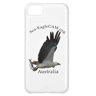 Fischen erwachsener Meer-Eagle I Telefonkasten iPhone 5C Hülle