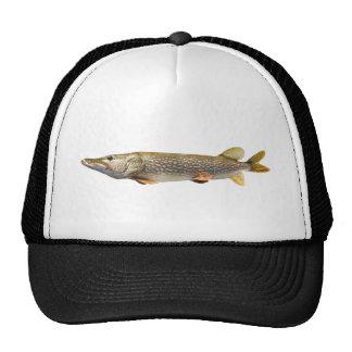 Fischen Pikes Muski Kappen