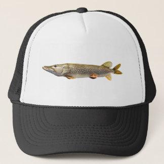Fischen Pikes Muski Truckerkappe