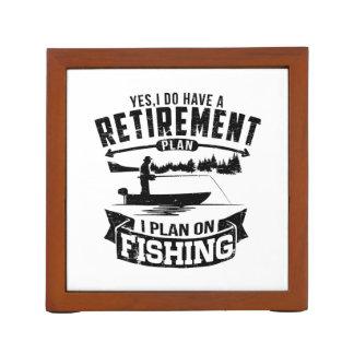 Fischen-Ruhestand Stifthalter