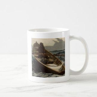 FischenRowboat Winslow Homer Kaffeetasse