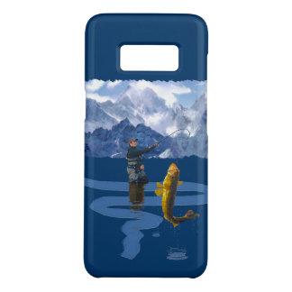 Fischer u. Rod, die draußen Entwurf 2 fischen Case-Mate Samsung Galaxy S8 Hülle