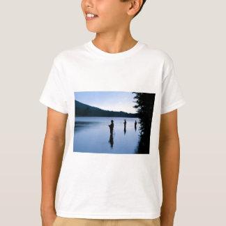 Fischerei am Tagesanbruch T-Shirt
