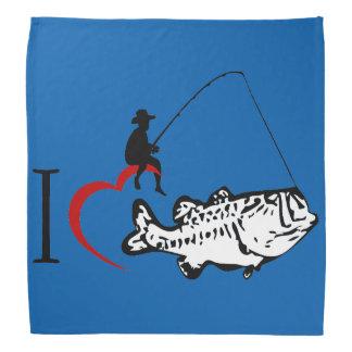 Fischerei des Speichers Halstuch