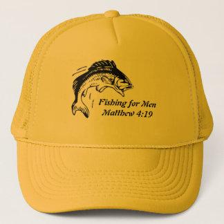 Fischerei für Mann-Hut Truckerkappe