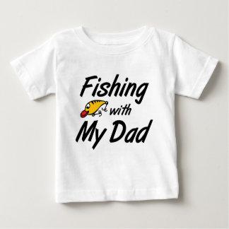 Fischerei mit meinem Vati T Shirt