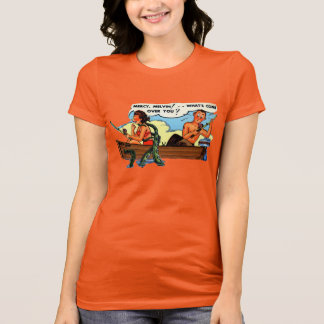 FISCHEREI MIT MELVIN! T-Shirt