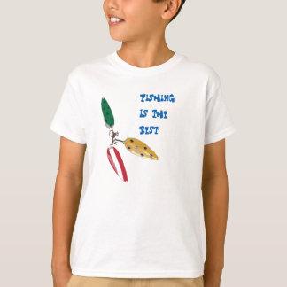 Fischerei T-Shirt