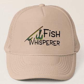 FischeWhisperer Truckerkappe