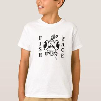 Fischgesicht T-Shirt