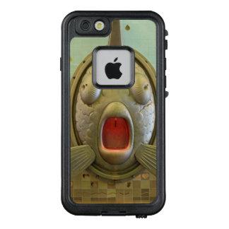 Fischwasserbrunnen LifeProof FRÄ' iPhone 6/6s Hülle