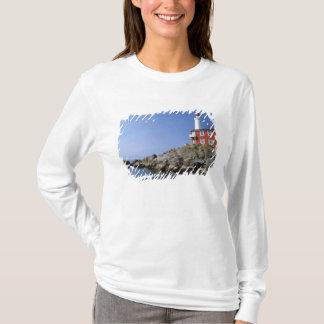 Fisgard Leuchtturm im Fort Rodd Hügel T-Shirt