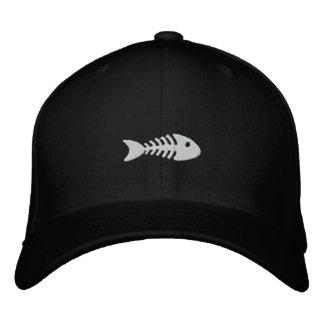 Fishbone Besticktes Cap