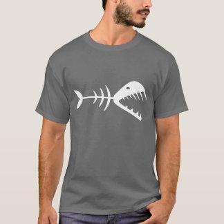 Fishbone-Entwürfe T-Shirt