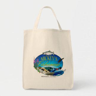 Fishcamp Lebensmittelgeschäft-Tasche Tragetasche