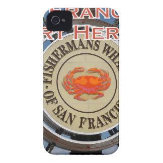 Fishermans Kai San Francisco Kalifornien USA CA iPhone 4 Hülle