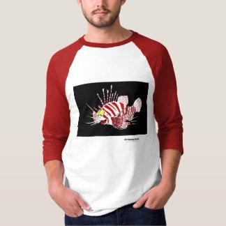 Fishfry entwirft Lionfish T-Shirt