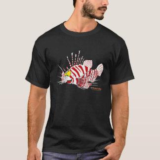 Fishfry entwirft vorderes Unisext-Shirt Logo des T-Shirt