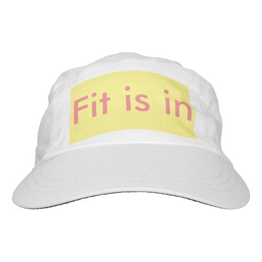 Fit is in Cap Headsweats Kappe