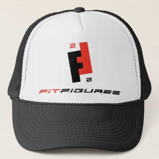 FitFigures Kleid Truckerkappe