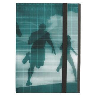 Fitness-APP-Verfolger-Software-Silhouette