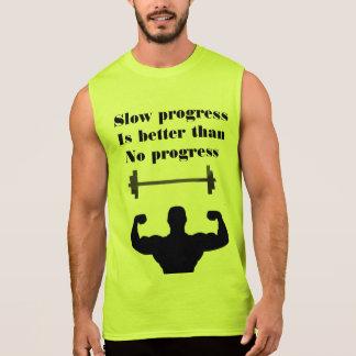 Fitness Ärmelloses Shirt