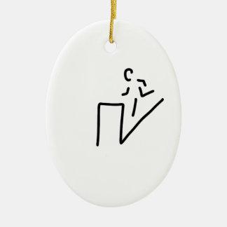fitness ergometer crosstrainer laufband sport keramik ornament