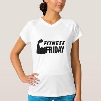 Fitness Freitag - Doppelt-Trockene T-Shirt