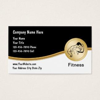 Fitness-Geschäfts-Karten Visitenkarten