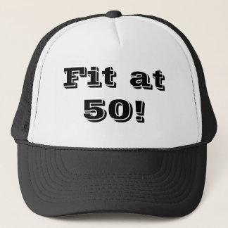 Fitness-Hut Truckerkappe