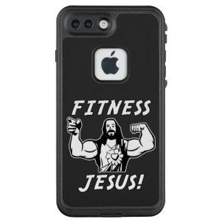Fitness-Jesus-Telefon-Kasten LifeProof FRÄ' iPhone 8 Plus/7 Plus Hülle