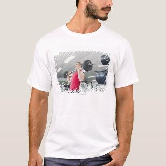 Fitnessstudio T-Shirt