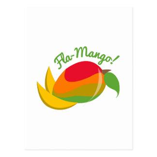Fla-Mango Postkarten